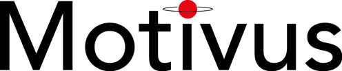 motivus black logo